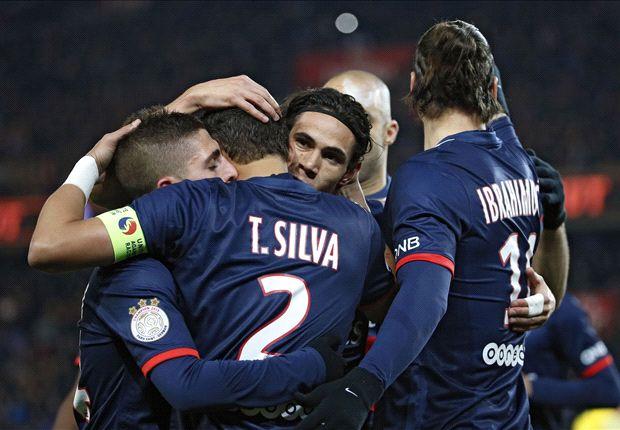 Paris Saint-Germain 5-0 Nantes: Five-star Parisiens storm to victory