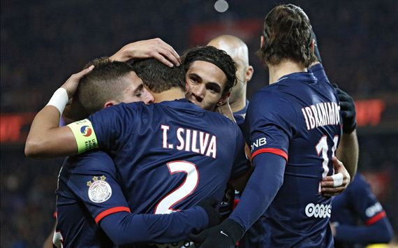 PSG NANTES LIGUE 1 01192014