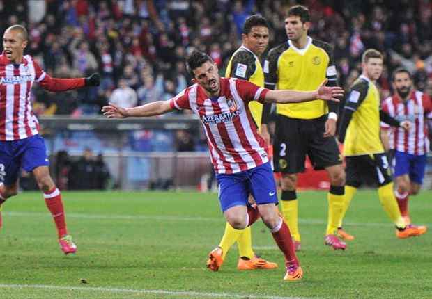 Atletico Madrid 1-1 Sevilla: Simeone's side miss chance to go top