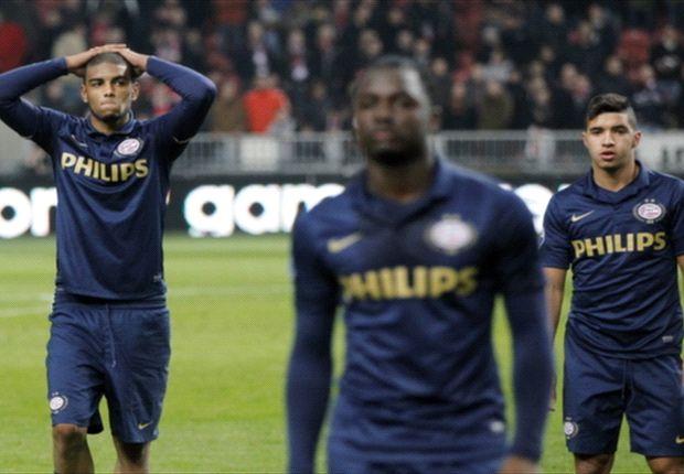 Locadia, Willems en Bakkali balen na de nederlaag in Amsterdam