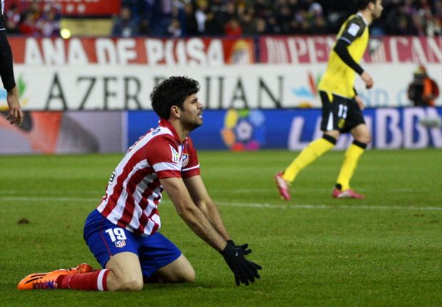 Tight at the top: Atletico blow big chance after Barca slip up