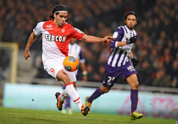 Everything is fine with Falcao at Monaco - Ranieri