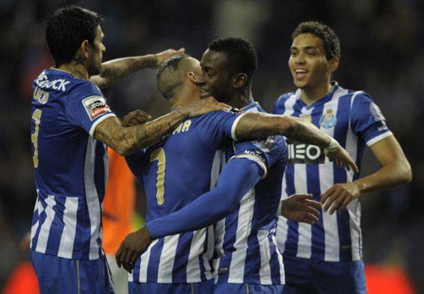 Europa League Treble: Easy win for Porto, tight match in Seville and goals galore in Liberec