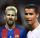 Has Ronaldo picked CR7 & Messi in his best XI?