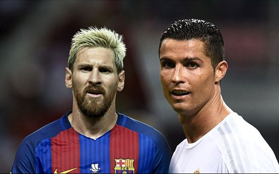 Do CR7 & Messi make Ronaldo's best XI?