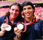 Tien spelers die Olympisch Goud wonnen
