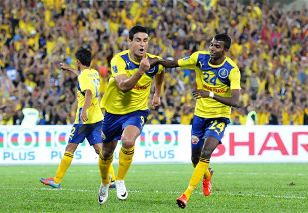 JDT 2-2 Pahang: Elephants snatch late draw against Southern Tigers