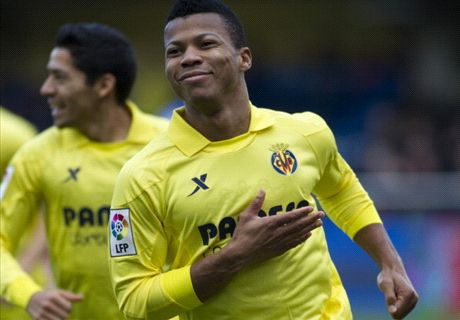 Ike Uche returns to Nigeria squad