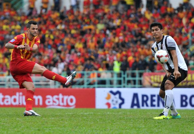 Goal's Malaysia Super League Team of the Week: Double delight for Rangel & Ghaddar