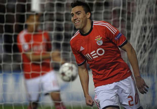 Gaitan: I intend to stay at Benfica