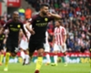 Sergio Agüero netzte gegen Stoke gleich doppelt ein