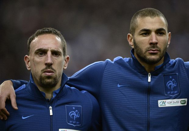 Ribery and Benzema acquitted