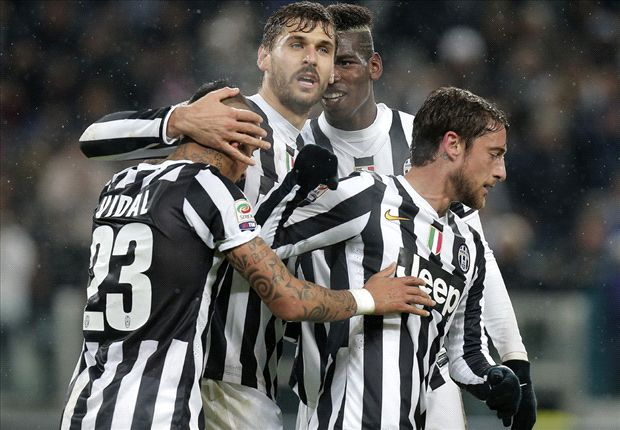 In der Liga ist Juventus Turin derzeit nicht zu stoppen