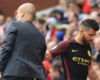 Pep warns Aguero not to 'disappear'