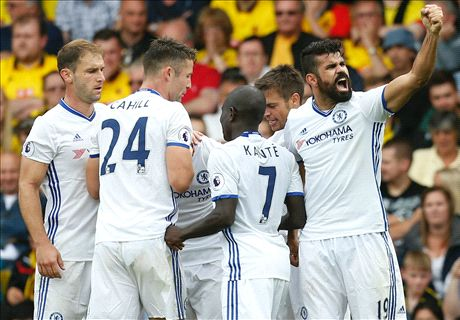 Batshuayi & Costa win it late for Chelsea