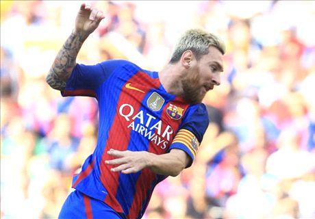 En Newell's ven a Messi en su equipo