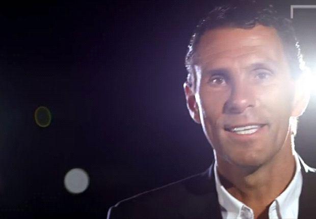 VIDEO EXCLUSIVE: Scholes makes Poyet's dream team