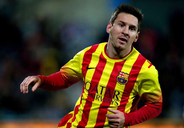 Messi deserves to be best-paid player, says Faus