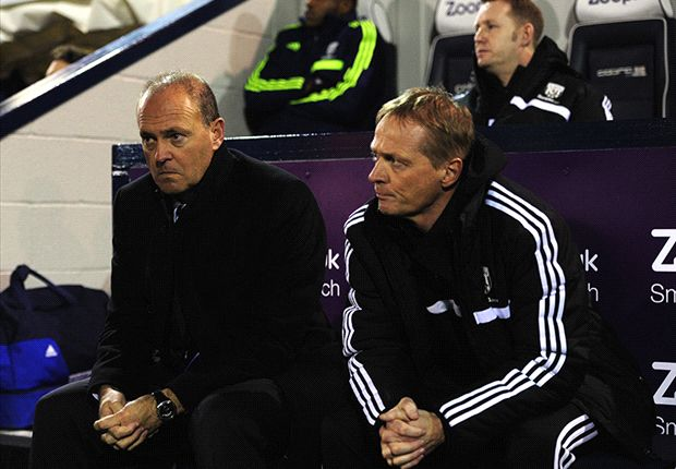 West Brom manager Mel 'optimistic' about survival hopes