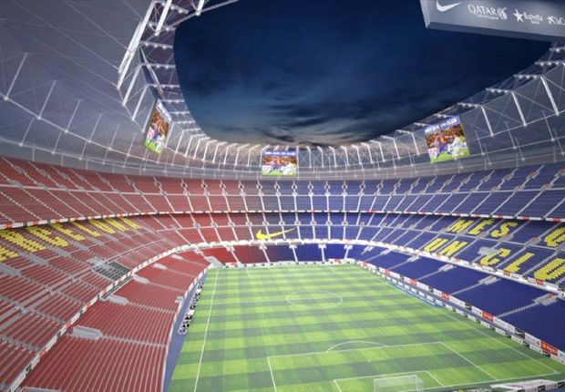 'The world's best sporting complex' - Barcelona unveil plans for new Camp Nou