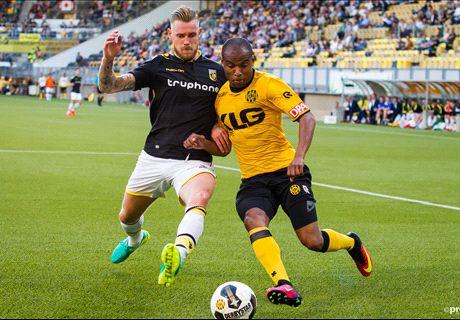 Vitesse heeft genoeg aan vroege goal