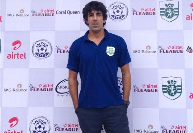 The coach has a plan in place against Dempo