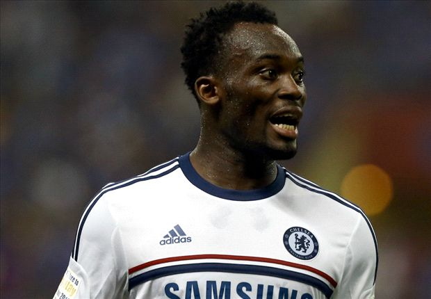 Essien: I'm joining AC Milan for Seedorf