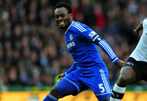 Mourinho open to Chelsea exit for Essien