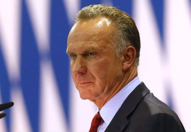 Rummenigge denies Bayern involvement in EU investigation