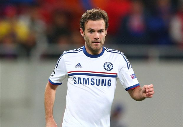Mata on verge of £40m Manchester United switch as he misses Chelsea training
