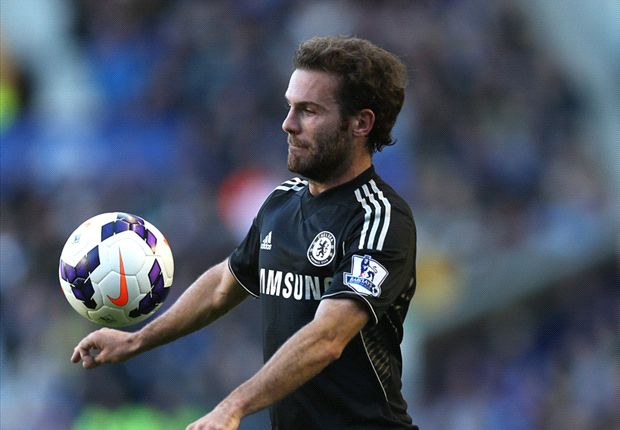 Mata happy to leave Chelsea for Manchester United, says Mourinho