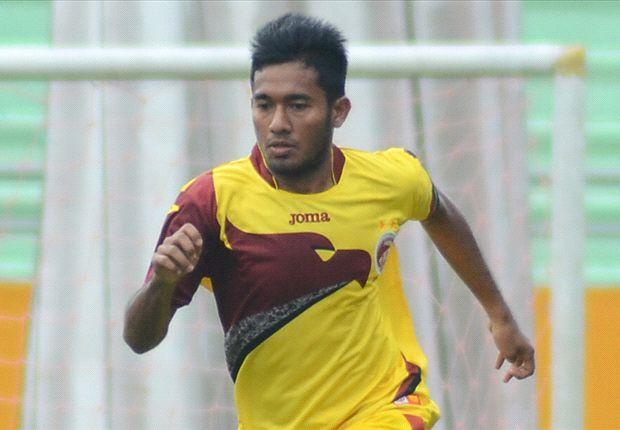 Syakir Sulaiman absen melawan Gresik United akibat cedera