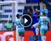 VIDEO: polémico gol anulado a Santos vs Cruz Azul