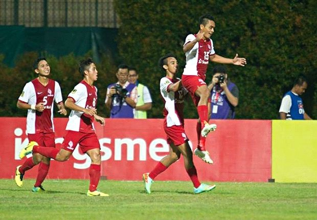 Sufian stars as LionsXII grab first win of season