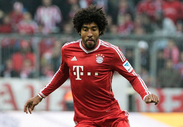 Dante signs Bayern renewal until 2017