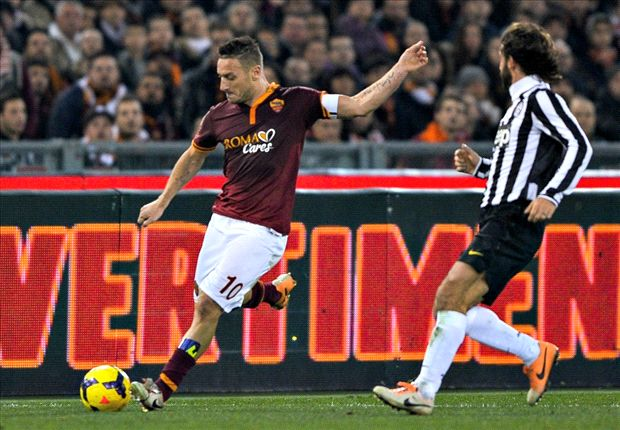 Roma wanted it more - Totti