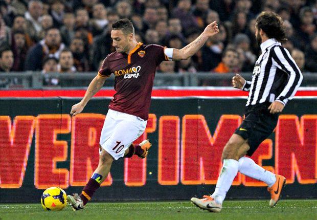 Francesco Totti: Roma wanted it more