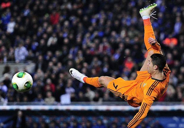 De concurrentie met Messi houdt Ronaldo scherp