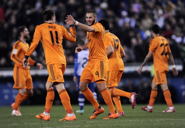 Espanyol 0-1 Real Madrid: Benzema gives los Blancos first-leg lead