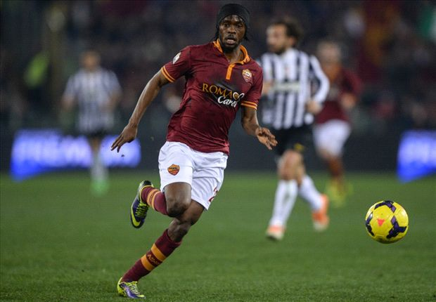 Roma 1-0 Juventus: Gervinho stuns Bianconeri