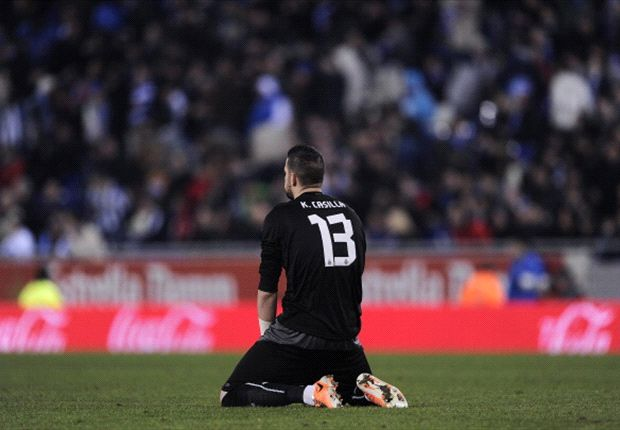 Espanyol's Casilla is good enough for Real Madrid, says Raul Rodriguez