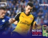 Koscielny's defensive prowess kept Leicester at bay