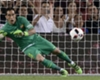 Barcelona goalkeeper Claudio Bravo