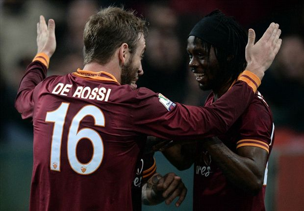 Garcia has given Roma the right mentality, says De Rossi