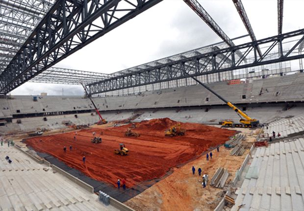 Curitiba stadium given World Cup go-ahead