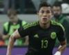 Mexico defender Carlos Salcedo