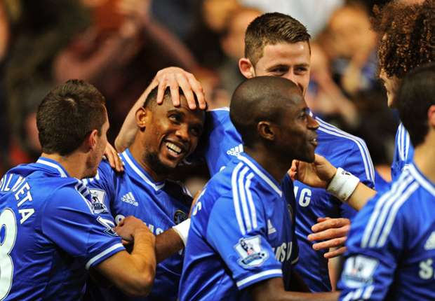 Chelsea progress pleases Eto'o