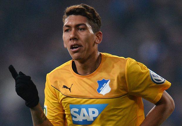 Will sich irgendwann verbessern: Roberto Firmino von der TSG Hoffenheim