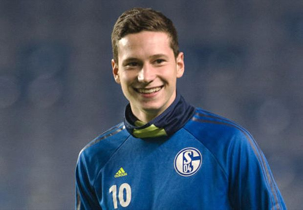 Schalke stopped Arsenal move, suggests Draxler