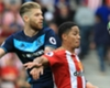 Middlesbrough's Clayton has a ball in revealing victory celebration